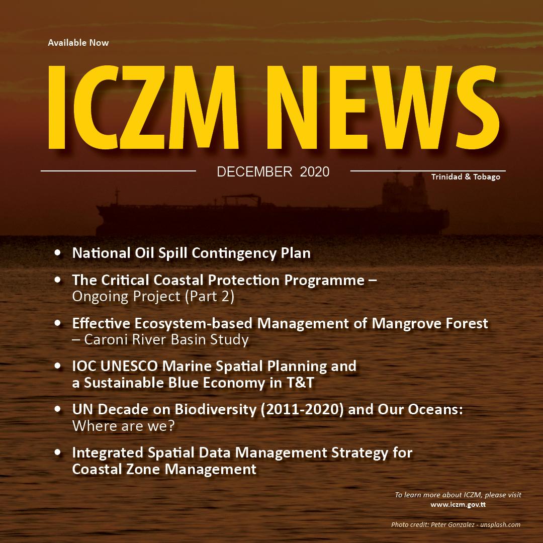 ICZM NEWS – December 2020